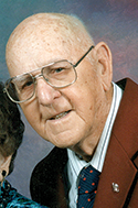 Paul Smith Toms, age 98