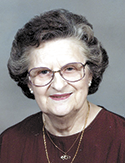 Pearl Fisher Lieurance, age 89