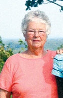 Peggie Price Summey, age 86