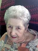 Johnnie Ella Wall Bowen Plumley, age 84