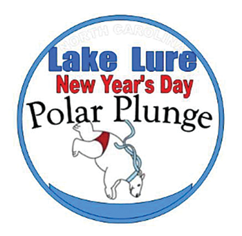 Polar Plunge on New Year's Day