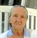 Blanche Cureton Ponder, age 82