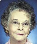 """Frances """"Fran"""" B.  Quinn, age 83"""