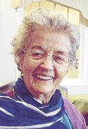 Vember Christine Allred Quinn, age 88