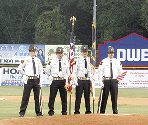 Rutherford County Sheriff Department at ALWS