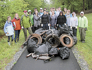ROC Rail Trail Clean-up