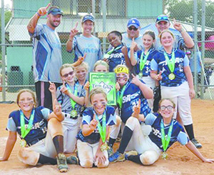 RSA Heels Win at Top Gun Tournament