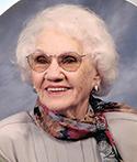 Ruth Wilkerson VanDyke, age 96