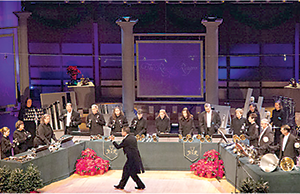 Raleigh Ringers to perform at Foundation