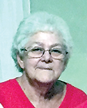 Reba Ann Blackwell Rhodes age 67