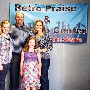 Retro Praise AND Worship celebrates one year  anniversary