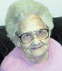Retta Hawkins, age 93
