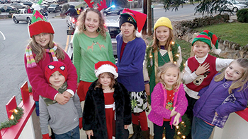 Christmas events return to Rutherfordton on December 3