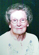 Eleanor Smith Rhodes, 89