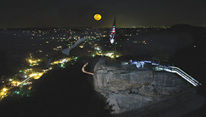 Night hikes, nocturnal animal programs and stargazing part of event that will benefit Friends of Chimney Rock State Park