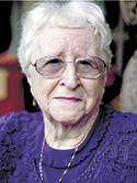 Rosa Irene Norville Davis, age 89