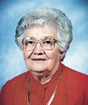 Ruth Hodge Maxwell, age 91