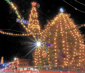 Carolina Christmas in Rutherfordton Scheduled for Saturday, December 2nd