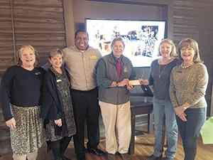 Garden Club Donates $500