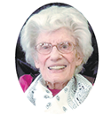 Betty Sanders Morehead, 88