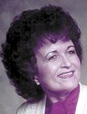Margie Ruth Grose King Scruggs, age 85