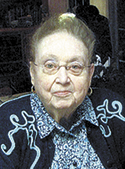 Shirley Babington Toney, age 87