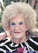 Lillian Crawley Silvers, age 89