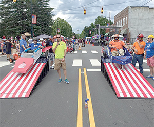 Soapbox Derby planned for September 30