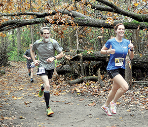 South of the Mountain 5K held recently