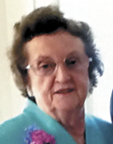 Sue Tate Price, age 86