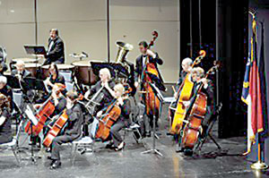 Symphony of Rutherford County comes to Chimney Rock Village
