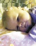 Miss Tessa Ann Stott, infant daughter