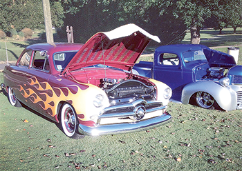 Hot rods will roar  into the Gorge