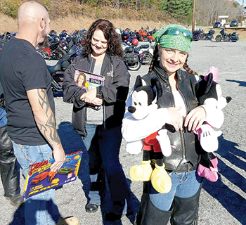 Annual toy run set for November 20