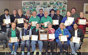 Transit drivers awarded for safe driving