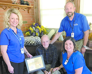 Hospice of the Carolina Foothills Reaches Highest Level of Program to Provide Veteran-Centric Hospice Care