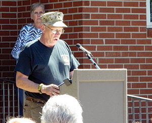 Vietnam Veterans Day recognized with ceremony