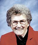 Alice Vickers, age 93
