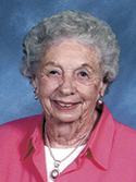 Virginia Mae Bridwell, 96