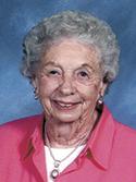 Virginia Mae Bridwell, 96