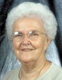 Betty Byers Wall, age 85