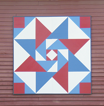 Barn Quilt Sightings on the Rise