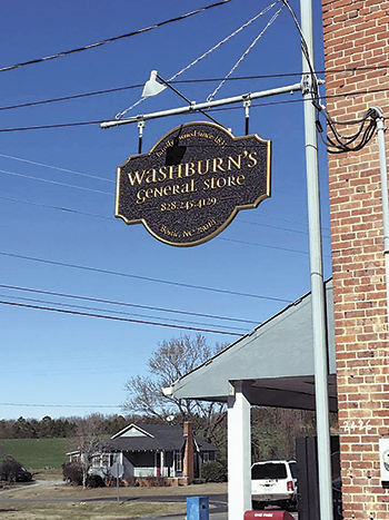Washburn General Store continues to serve community after 186 years
