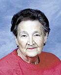 Sarah Whitaker, age 82