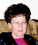 Frances Byers Wilkie, age 75