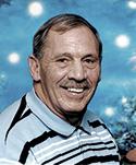 Dickie Williams, age 74