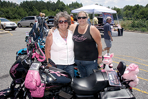 Cars for the Cure Held