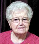 Winnie Conner Hensley, 93,
