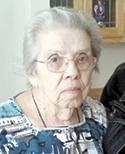 Margaret Yelton, age 94
