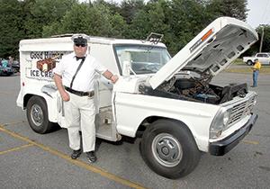 Adaville Baptist Car Show